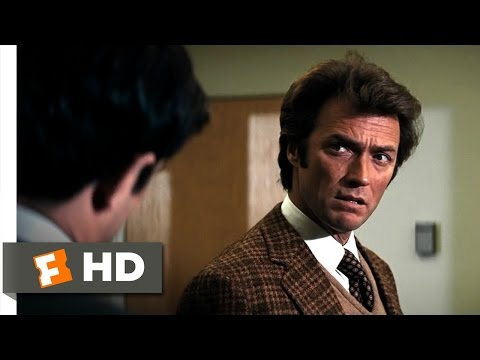 Dirty Harry 310 Movie   Why Do They Call You Dirty Harry? 1971 HD