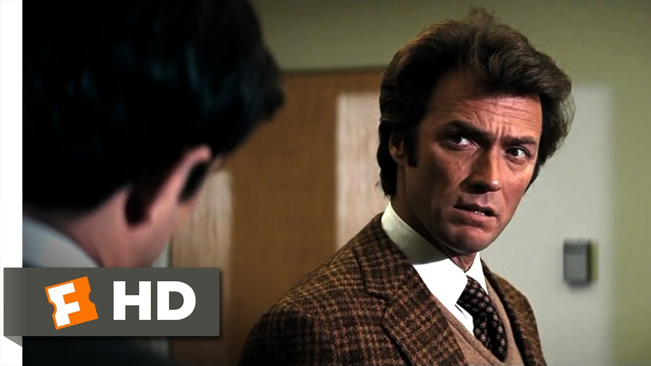 1a5ee2c757a5fa Dirty Harry (3 10) Movie CLIP - Why Do They Call You Dirty Harry  (1971) HD  - YouTube