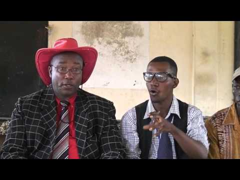 Sierra Leone 2012 Parliamentary Election Debate