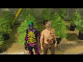 Download mp3 SO MUCH WEED! GTA 5 Speedy & Hova's New Drug Business! for free