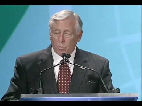 House Majority Leader Steny Hoyer addresses the 2009 Nuclear Energy Assembly (Part 1) (1/2)