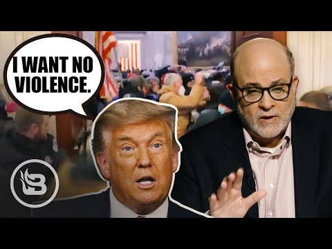Mark Levin Debunks the Media's LIES About Trump's Involvement in the Capitol Riots