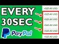 Automatic $25.40 Per 30 Seconds (NO WORK) Make Money Online For FREE | Branson Tay