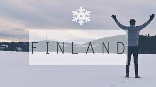 Exploring FINLAND | A Cole Robinson Film