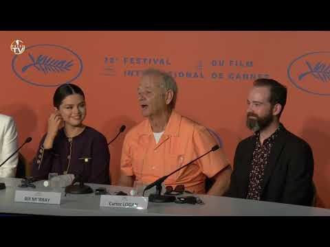 Bill Murray – talks about life after death at Cannes 2019!