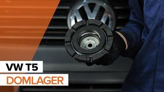 Wie MITSUBISHI STARION Bremsbelagsatz Scheibenbremse austauschen - Video-Tutorial