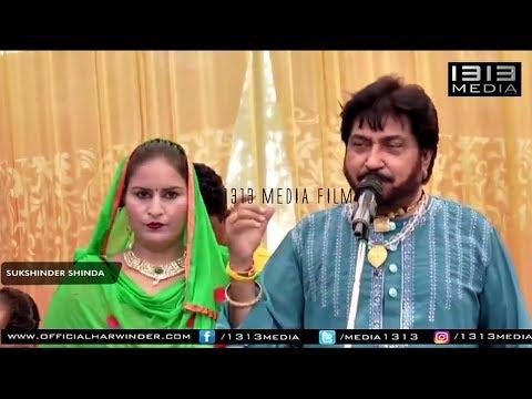 Sukshinder Shinda Latest New Live Duet Show 2017 Official Full HD Video NEW Mela Punjabi