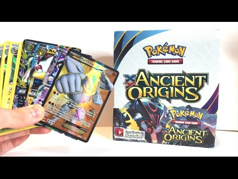 MY BEST ANCIENT ORIGINS BOOSTER BOX OPENING! - Opening Pokemon Cards!
