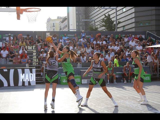 ¡Partidazo de semifinal entre Feblices las 4 y TEAM G!