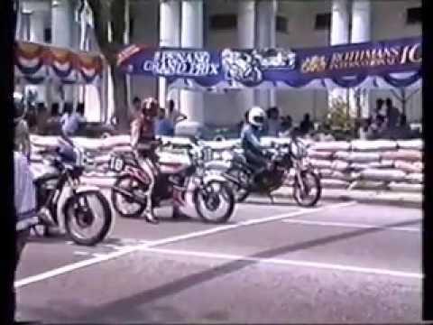 Cub Prix 80an Padang Kota, Legend gila ..