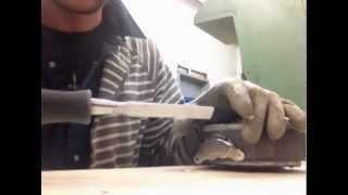 How to remove steel from rare earth hard drive magnet