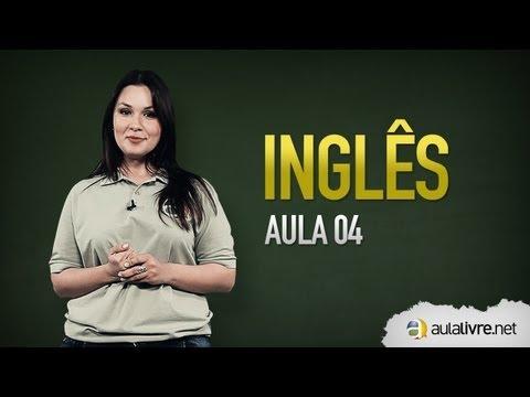 Inglês - Aula 04 - Conjunction