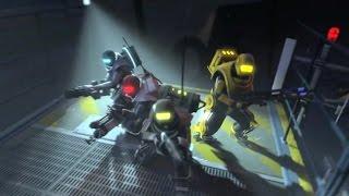 обзор игры Alien Swarm  Габстер тащит