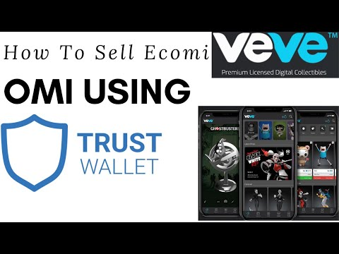 How To Sell Ecomi OMI Using Trust Wallet & Gochain Tokens