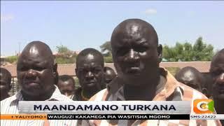 Maandamano katika kaunti ya Turkana