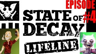 State Of Decay Lifeline | Season 1 Episode 04 | Best Outpost Setup & Epic 3rd Siege Strategies!
