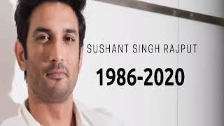 Dedicated to Sushant Singh  Rajput  #Kahantumchalegaye