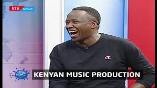 Youth Cafe: Kenyan music Production part two
