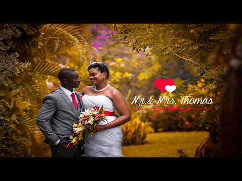 St Lucia Weddings - Sandra & Charles  by Provideo Saint Lucia