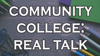 Community College: Pros & Cons