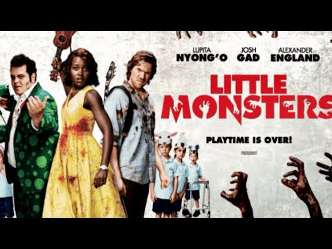 LITTLE MONSTERS Official Trailer (2019) Lupita Nyong'o, Zombie Movie ????