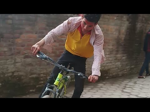 gear wali cycle Race
