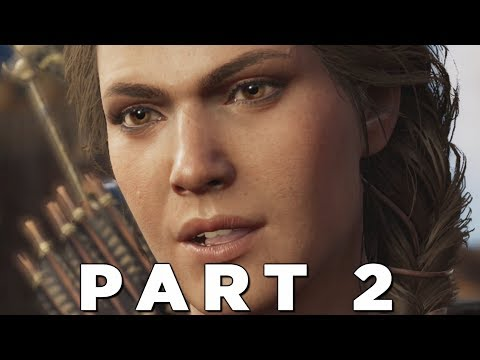 ASSASSINS CREED ODYSSEY LEGACY OF THE FIRST BLADE Walkthrough Gameplay Part 2 - HUNTED (AC Odyssey) thumbnail