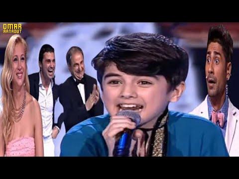 Omar Arnaout - El alem allah (Next Star Romania)