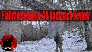 Tough! - Fjallraven Kaipak 28 Backpack Review