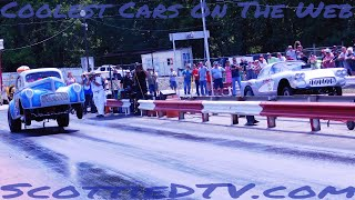 """Southeast Gassers Association 2017 Knoxville Dragstrip """"Just the Hits"""""""