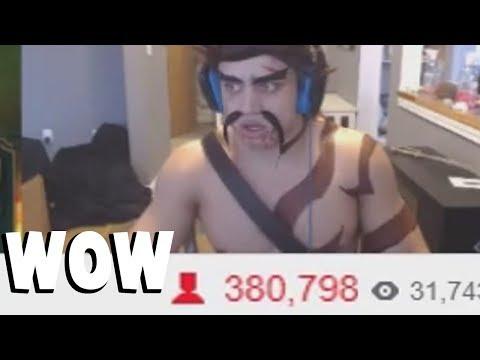 Tyler1 +380 000 Viewers Comeback Stream BREAKS TWITCH.... | Funny LoL Series #234