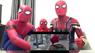 SHAZAM! - Official Teaser Trailer REACTION!! by MCU Spiderman