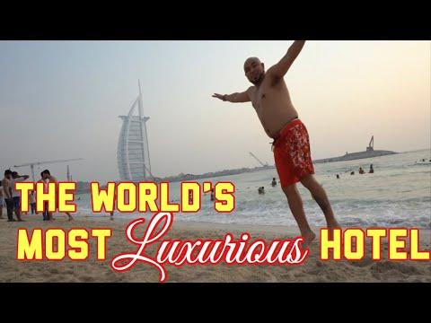 Vlog 035: Magandang Tanawin sa Dubai | Burj Al Arab & Jumeirah Beach | GJGeorgie