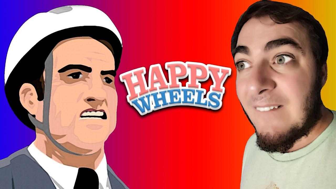 happy wheels tablet