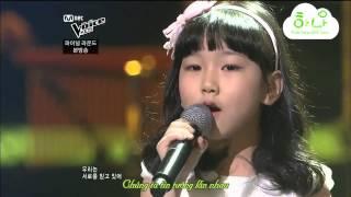 [Vietsub][Voice Kids] Park Ye Eum & Son SeungYeon - Butterfly (Loveholics)