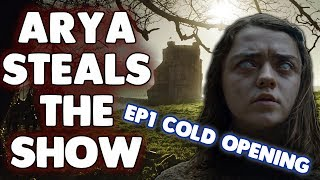 GoT S7 Episode #1 Cold Opening Scene Revealed!! ARYA STEALS THE SHOW! HUGE SEASON 7 SPOILERS!