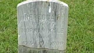 Dixonville and Oak Grove Cemetery, Salisbury, North Carolina