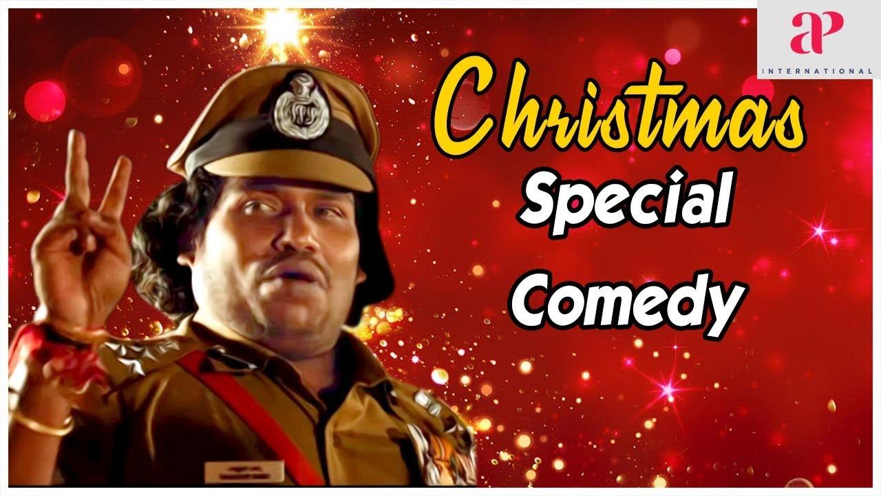 Download Chirstmas Special Comedy Jukebox | Puppy | Gurkha | Gorilla | Latest Tamil Movie Comedy Scenes