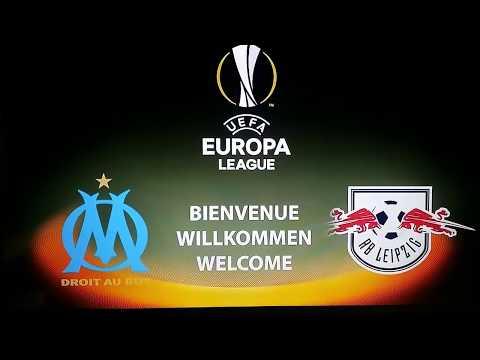 Om rb leipzig europa league le 12 avril 2018 1/4 de finale retour