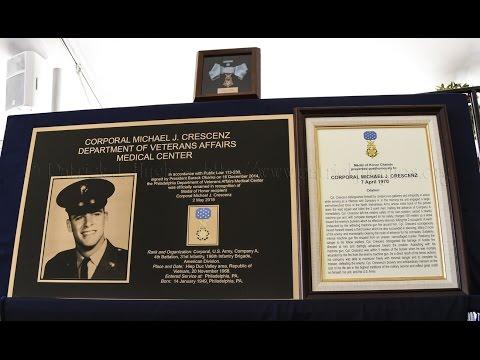 Corporal Michael J. Crescenz Department of Veterans Affairs Medical Center