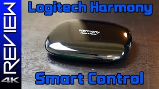 Logitech Harmony Hub Review - Control Your TV with Your Voice or Smartphone
