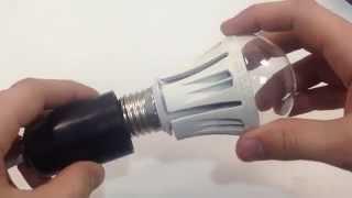 Светодиодная лампа для растений Uniel 9W E27(Светодиодная лампа для растений Uniel 9W E27, обзор от магазина http://electropara.ru/, 8(495)988-32-27 Москва, 8 (800) 775-72-95 бесплатно..., 2015-01-21T20:35:20.000Z)