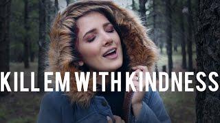 Video Selena Gomez - Kill Em With Kindness - Rock cover by Halocene download MP3, 3GP, MP4, WEBM, AVI, FLV Agustus 2018