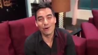 Ricardo Caballero en Qué Noche con La Chicuela