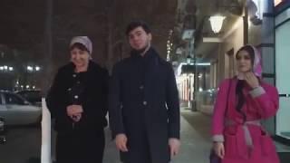 Лема Нальгиева в Грозном