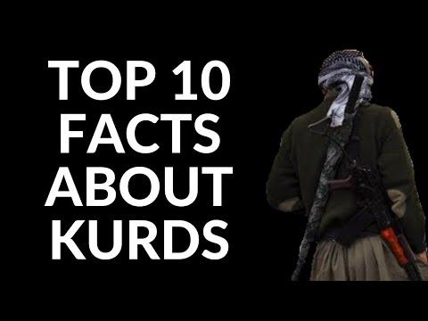 Top 10 Facts About Kurdistan & Kurds - Our Updated New List