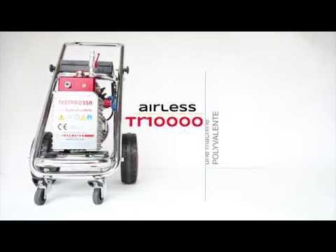 pulvérisateur-airless-tecnover-mod.-tr10000-pour-peintures,-vernis-et-émaux
