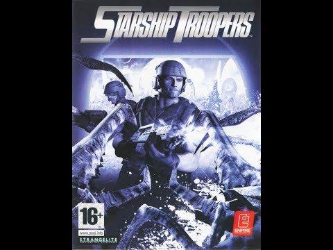Starship Troopers/Звёздный десант  ВОЮЕМ С АРАХНИДАМИ  Часть 1 стрим