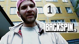 Mit Saïd in Kreuzberg (1/4) | BACKSPIN HOODS #10
