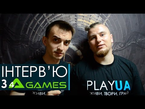 PlayUA бере інтерв'ю у 4A Games